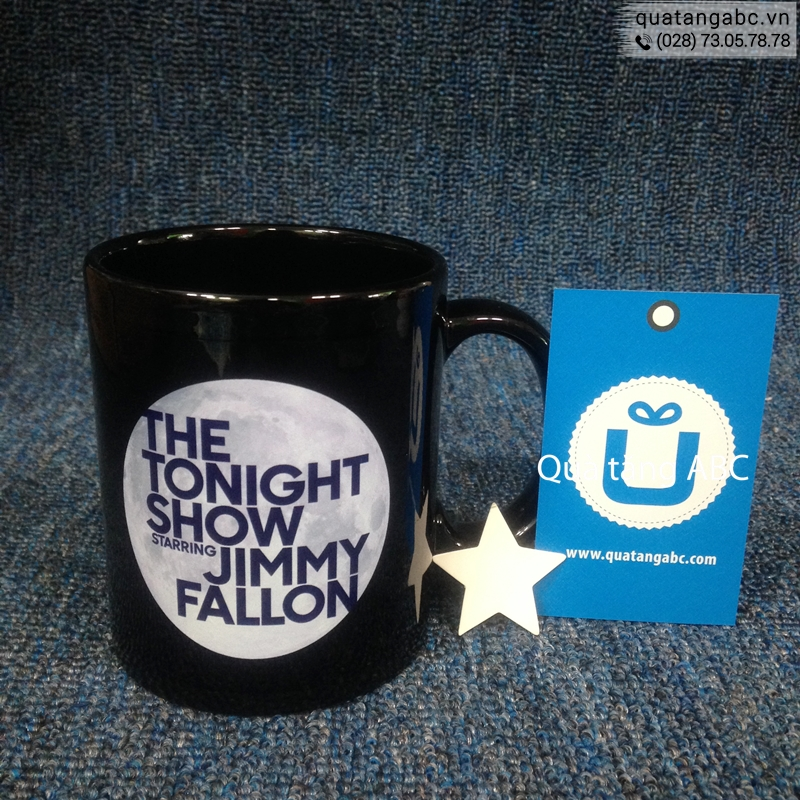 INLOGO in ly sứ cho The Tonight Show Starring Jimmy Fallon